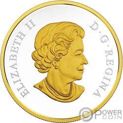 TREE OF LIFE 1 Oz Silver Coin 20$ Canada 2018