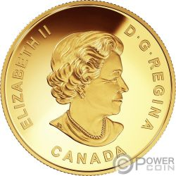 UNITED WE STAND Justice League Gold Münze 100$ Canada 2018