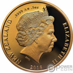MAUI AND THE SUN Tama Nui Te Ra Set 2 Gold Münzen 10$ New Zealand 2018