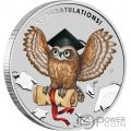 GRADUATIONS 1 Oz Silver Coin 1$ Australia 2018
