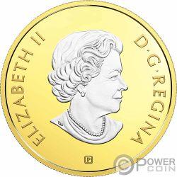 INUKSHUK Guiding The Way 1 Oz Moneda Plata 20$ Canada 2018
