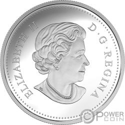 APPLE BLOSSOMS Celebration of Spring Silver Coin 15$ Canada 2018