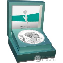 AUDREY HEPBURN 25. Jahrestag 1 Kg Kilo Silber Münze 25$ Samoa 2018