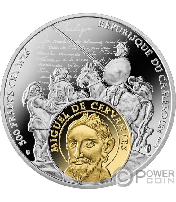 Cervantes And Shakespeare Don Quixote Romeo Juliet Silver