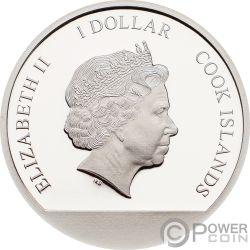INDIAN SUMMER Veranillo Globes Moneda Plata 1$ Cook Islands 2018