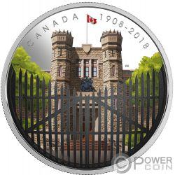 ROYAL CANADIAN MINT Kanadische Minze 110 Jahrestag 2 Oz Silber Münze 30$ Canada 2018