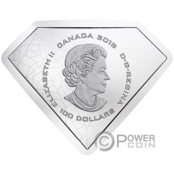 JUSTICE LEAGUE SHIELD DC Comics Originals 10 Oz Серебро Монета 100$ Канада 2018