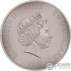 BATTLE OF GETTYSBURG Schlacht Battles That Changed History 1 Oz Silber Münze 2$ Niue 2018