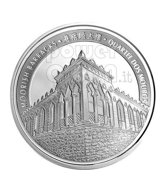 OX Lunar Year 1 Oz Silber Proof Münze 20 Patacas Macau 2009