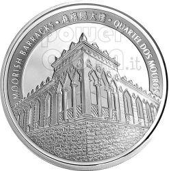 OX Lunar Year 1 Oz Plata Proof Moneda 20 Patacas Macau 2009