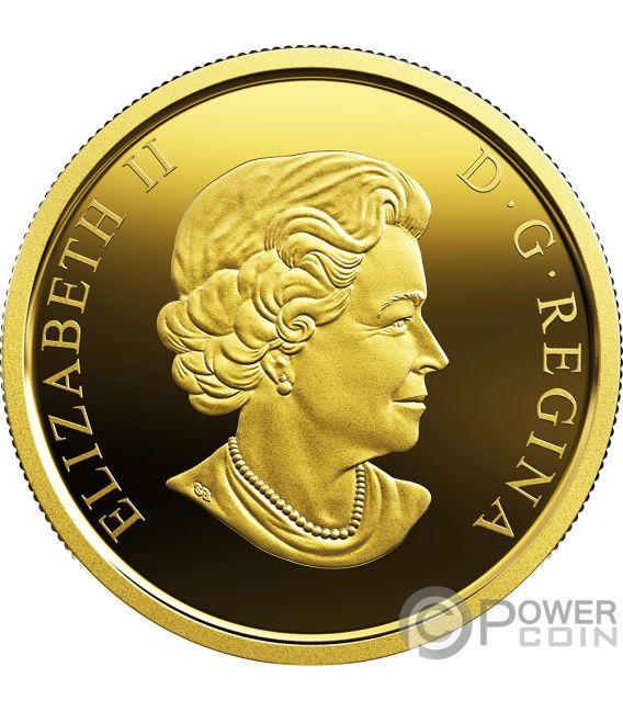 ARMISTICE POPPY 1 Oz Gold Coin 200$ Canada 2018