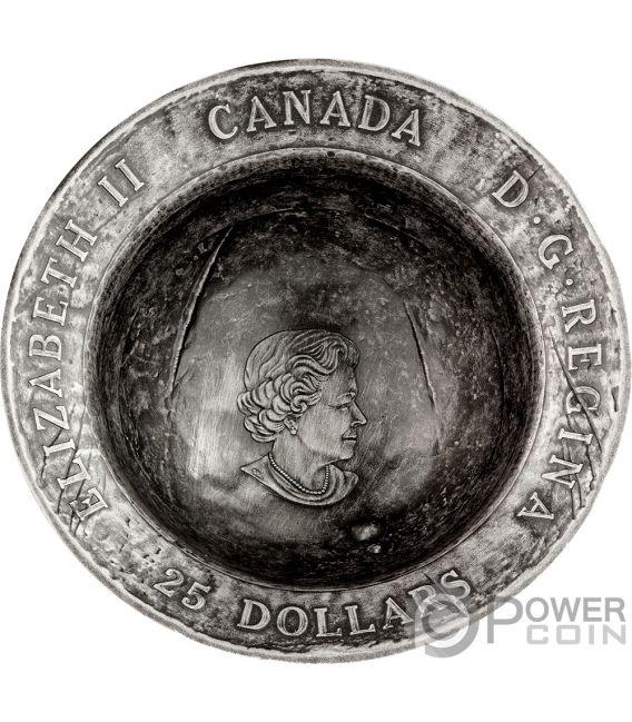LEST WE FORGET 100 Anniversario Moneta Argento 25$ Canada 2018