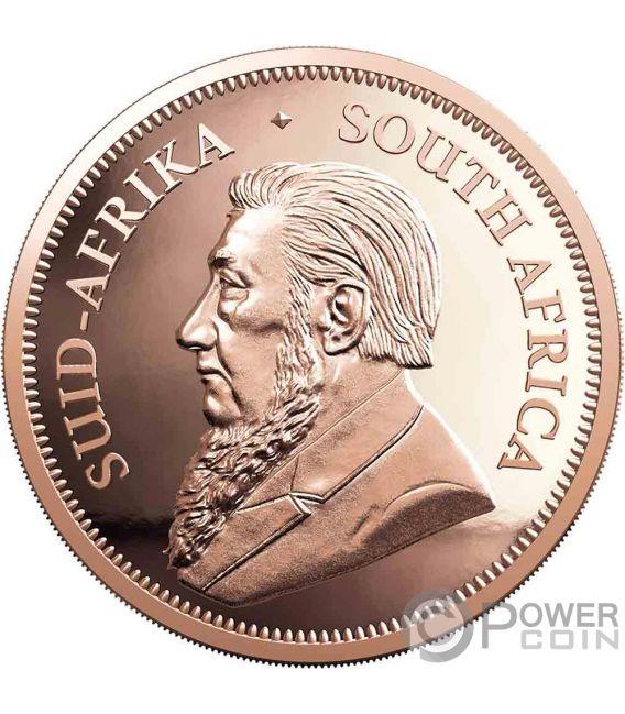 KRUGERRAND 2 Oz Moneda Oro 2 Rand South Africa 2019