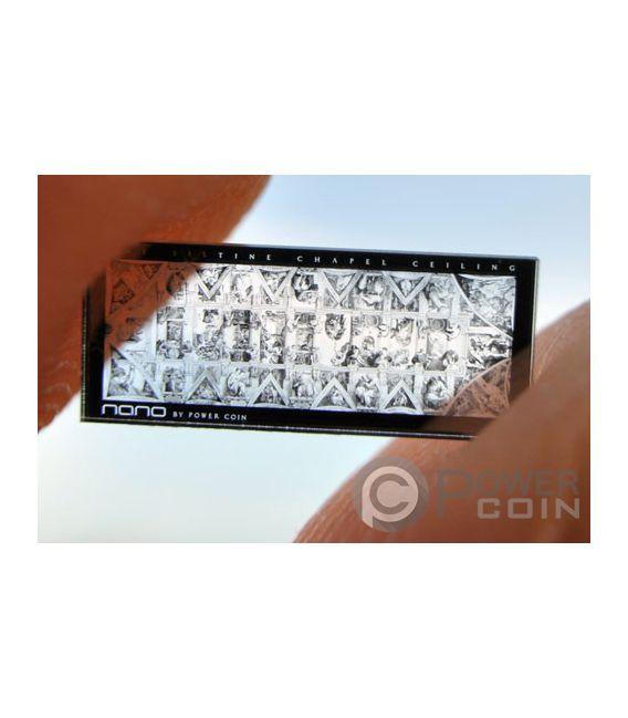 CEILINGS OF HEAVEN Set 3 Silber Münzen 5$ Cook Islands 2012 2013 2014
