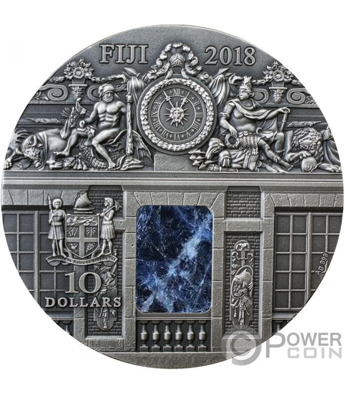 War Room Versailles Masterpieces In Stone 3 Oz Silver Coin