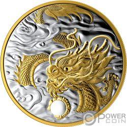 BENEVOLENT DRAGON Китайский Новый Год 1/2 Кг Кило Монета Серебро 125$ Канада 2019