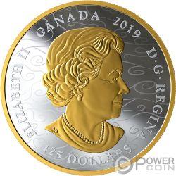 BENEVOLENT DRAGON Capodanno Cinese 1/2 Kg Kilo Moneta Argento 125$ Canada 2019