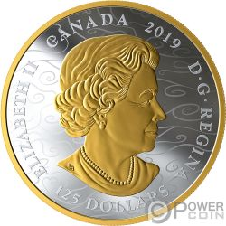 BENEVOLENT DRAGON Neujahr 1/2 Kg Kilo Silber Münze 125$ Canada 2019