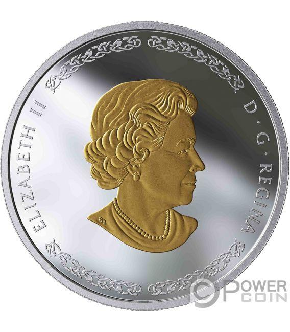 THOR Norse Gods 1 Oz Silver Coin 20$ Canada 2019