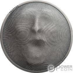 TRAPPED Ловушка 1 Oz Монета Серебро 5$ Острова Кука 2019