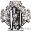 MANANNAN First King of Mann 3 Oz Silver Coin 5£ Isle of Man 2019