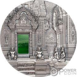 TIFFANY ART Angkor 1 Kg Kilo Moneda Plata 50$ Palau 2019