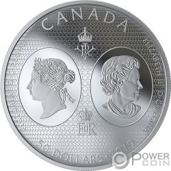 QUEEN VICTORIA 200 Юбилей Монета Золото 10$ Канада 2019
