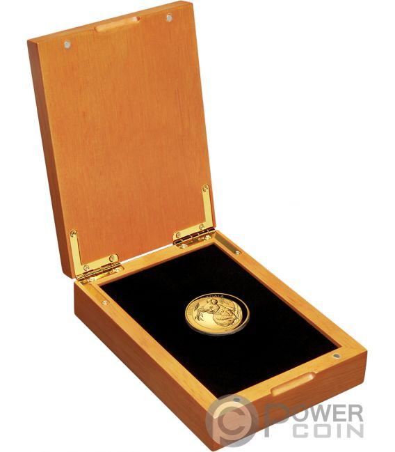 AUSTRALIAN KOALA 1 Oz Gold Münze 100$ Australia 2019