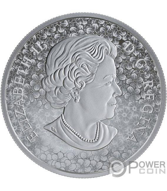 GRIZZLY Медведь Primal Predators 16 Oz Монета Серебро 125$ Канада 2019