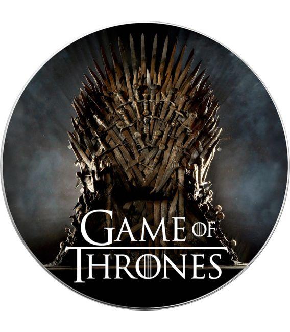 DAENERYS TARGARYEN Game of Thrones II GOT Walking Liberty 1 Oz Silver Coin 1$ USA 2019