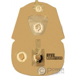 TUTANKHAMUN Opus Magnificum 1/2 Кг Кило Монета Серебро 5$ 10$ 25$ Соломоновы Острова 2018