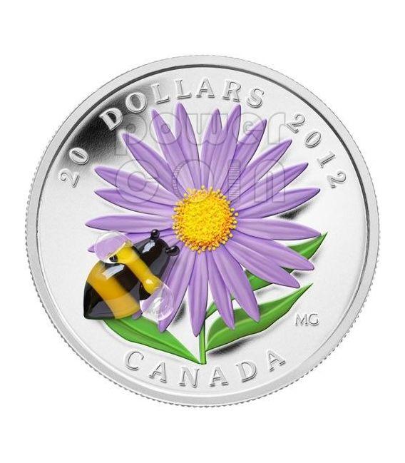 Ape bumble bee vetro murano moneta argento 20 canada 2012 - Bumble bee pictures a colori ...