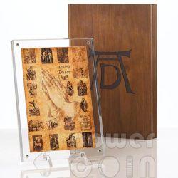 ALBRECHT DURER CODEX Disegni Studi Rinascimento Set 24 Monete Argento 1 Kg Kilo 1$ Niue 2012