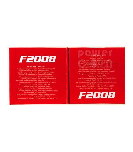 FERRARI F2008 Leggenda Rossa Moneta 1$ Cook Islands 2008