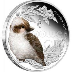 KOOKABURRA Bush Babies II Silver Proof Coin 50c Australia 2012