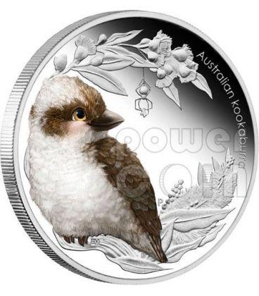 KOOKABURRA Bush Babies II Moneta Argento 50c Australia 2012