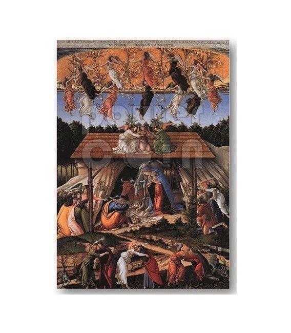NATIVITA MISTICA Sandro Botticelli Mystic Nativity Set 15 Monete Argento 1$ Niue 2013
