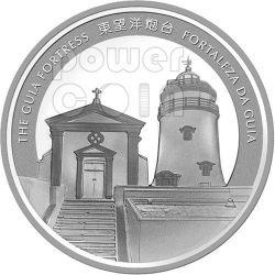 HORSE Lunar Year 1 Oz Silver Proof Coin 20 Patacas Macau 2014