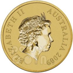 NEW SOUTH WALES CELEBRATE AUSTRALIA Moneta 1$ Australia 2009