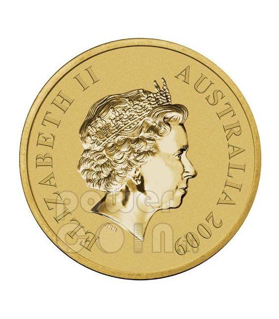 QUEENSLAND CELEBRATE AUSTRALIA Moneta 1$ Australia 2009