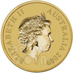 VICTORIA CELEBRATE AUSTRALIA Moneda 1$ Australia 2009
