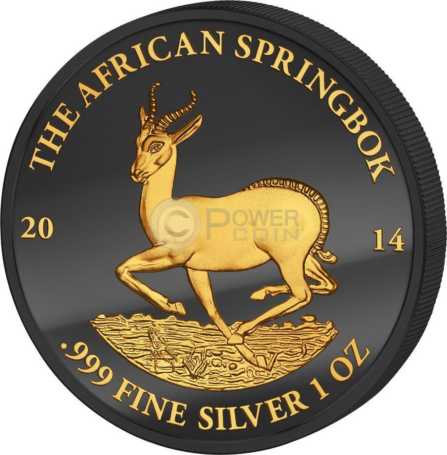 Oz Silver Coin 1000 Francs  Iridium Coin