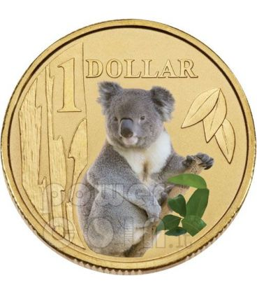 KOALA LAND SERIES Moneta 1$ Australia 2009