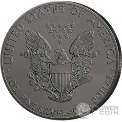 WALKING LIBERTY Prestige Set 4x1 Oz Silber Münze 1$ Dollar USA 2015