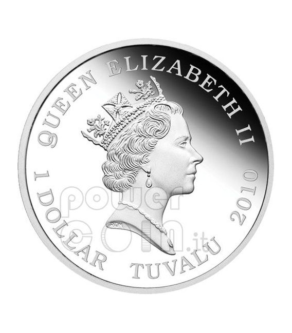 GREAT RIVER JOURNEYS 5 Silber Münze Set 1$ Tuvalu 2010