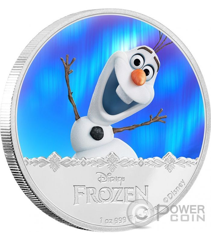 Olaf Disney Frozen Magic Of The Northern Lights 1 Oz