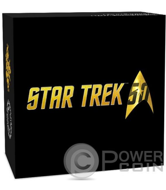 THE CITY ON THE EDGE OF FOREVER Star Trek Silver Coin 20$ Canada 2016