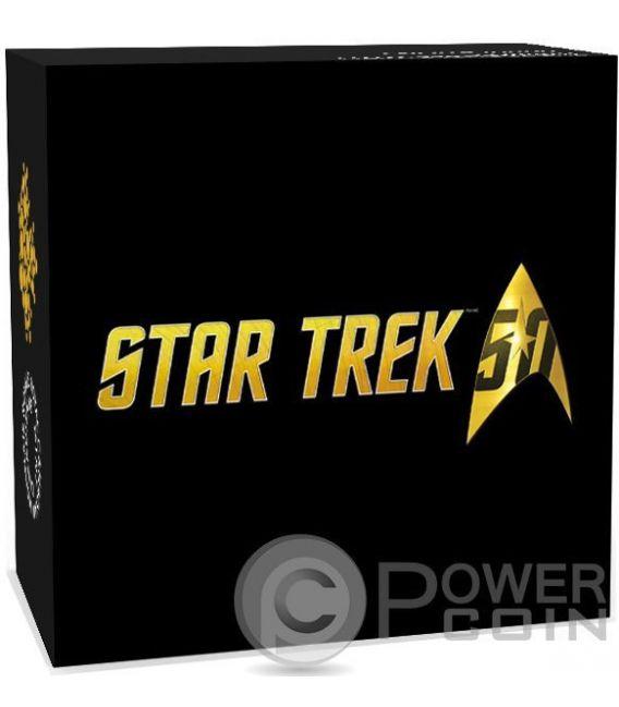 MIRROR MIRROR Star Trek Silber Münze 20$ Canada 2016