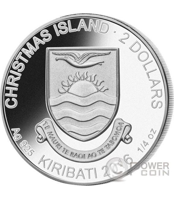 SNOWMAN Heart Melting 3 Coin Set Christmas Silver Proof Coin 2$ 5$ 10$ Kiribati 2016
