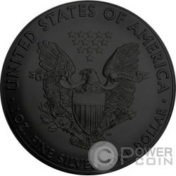 WALKING LIBERTY Burning Eagle 1 Oz Silber Münze 1$ US Mint 2016